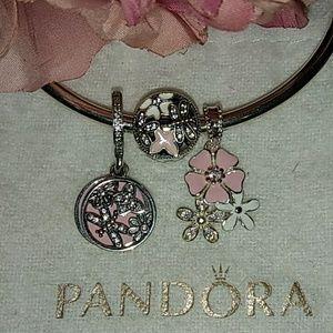MEGA SATURDAY SALE!!! Pandora Springtime Dangle++!